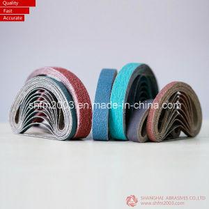 Ceramic, Zirconia Sanding Belts for Wide Belt Sander (Professional Manufacturer) pictures & photos