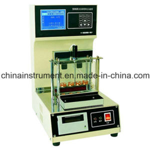 Automatic Ring and Ball Method Softening Point Tester pictures & photos