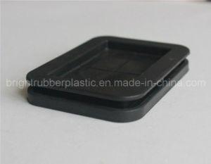 Bright Rubber Rectangular Rubber Grommet pictures & photos