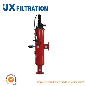 Self Cleaning Filter for Industrial Waste Water pictures & photos