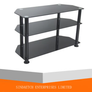 Cheaper Glass TV Rack / TV Table pictures & photos