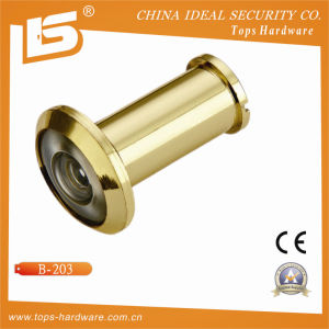 High Quality Zinc Alloy Material Door Viewers (B-203) pictures & photos