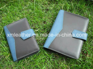 Non Zipper A4 Business Document Holder with CD Holder pictures & photos