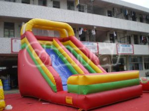 2015 Best Quality Commercial Inflatable Jumping Slide for Kids Chsl133 pictures & photos