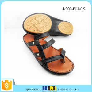 Wholeasle Buckle Arab Slippers pictures & photos