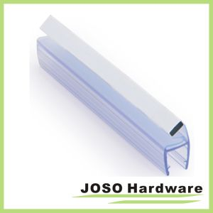 Durable Magnetic Glass Door Seals Dg108 pictures & photos
