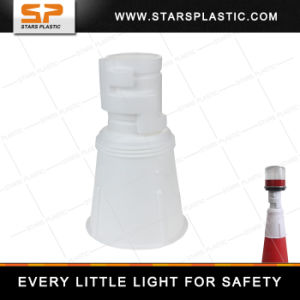 Japan Style Solar Warning Light Cone Topper Cone Topper pictures & photos