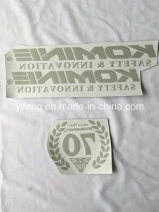 Reflective Thick Heat Transfer Stickers for Garments pictures & photos