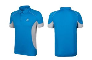 Breathable Mesh Mens Cool Golf Polo Shirt pictures & photos