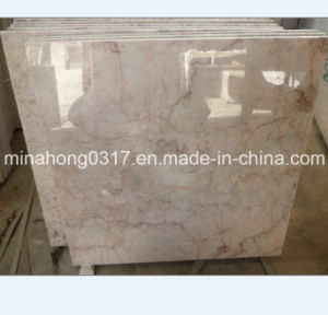 Popular Selling Red Cream Marble Slabs pictures & photos