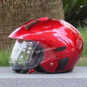 High Quality Four Season Helmet Half Face Helmet Motorcycle Helmet pictures & photos