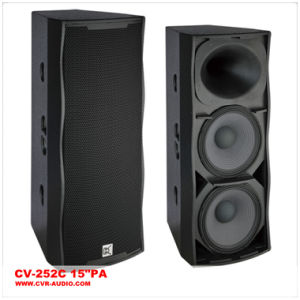 "Dual 12"" Two Way Full Range Loudspeaker System pictures & photos"