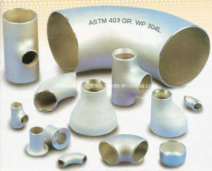 """3"""" Std 90degree Lr Stainless Steel Seamless Elbow pictures & photos"""