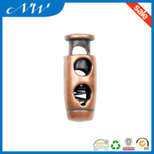 Factory Price Metal Zinc Alloy Cord Lock pictures & photos