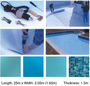 Swimming Pool PVC Vinyl Liner 1.2mm pictures & photos