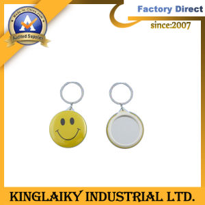 Smile Face Key Tag for Promotion pictures & photos