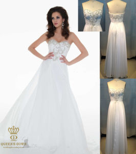 Evening Dresses. Chiffon Party Dresses. Heaby Beaded Dresses pictures & photos