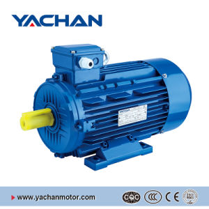 CE Approved Ie2 Series Three Phase Induction Motor pictures & photos