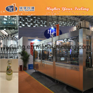 High Speed Glass Bottle Fruit Juice Filling Line pictures & photos