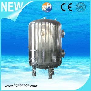 304 Stainless Steel Automatic Mechanical Sand Filter pictures & photos