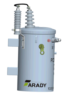 Single Phase Pole Mounted Distribution Transformer pictures & photos