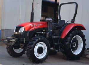 Hot Sale 100HP 110HP 4WD Tractor with Yto CE Approved pictures & photos