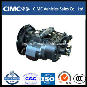 Shacman Tipper Truck Parts Gear Box pictures & photos
