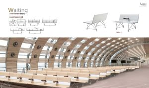 Bentwood Waiting Chair Public Seating Airport Seating pictures & photos