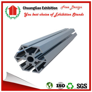 S011 High Quality Exhibition Aluminium Profile Exhibition Booth pictures & photos