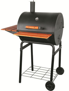 Outdoor Wood Pellet BBQ Grill Smoker for Us/Canada Market pictures & photos