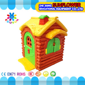Forest Play House Kids Plastic Playhouse Indoor Playground Equipment (XYH-0159) pictures & photos