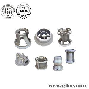 Ningbo ISO Low Pressure Aluminum Casting pictures & photos