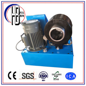 Export Standard Best Quality P32 Finn-Power Hose Crimping Machine pictures & photos