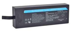 Replacement Battery for Vital Signs Monitor / ECG Mindray Pm8000