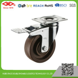 125mm Swivel Locking High Temperature Caster (P120-64C125X32S) pictures & photos