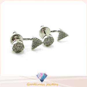 New Style Fashion Jewelry High Quality 925 Sterling Silver Earring (E6207b) pictures & photos