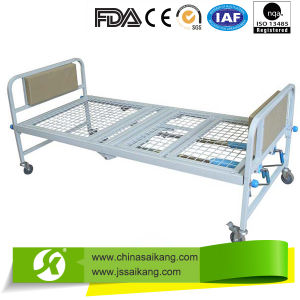 Home Care Manual Hospital Bed (CE/FDA) pictures & photos