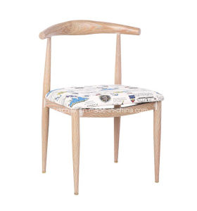 Modern Wooden Dining Chair Kennedy Chair/Ox Horn Chair Zs-T-N01 pictures & photos