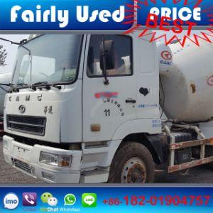 Low Price 8cbm Valin Camc Used Mixer Truck of Truck Mixer pictures & photos