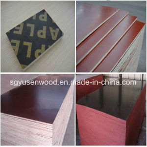17mm Black Brown Film Faced Shuttering Marine Plywood for Construction pictures & photos