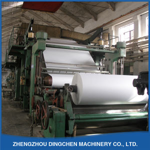 Printing Paper Machine From Henan Dingchen Company pictures & photos