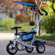 Kid Pedicab / Baby Three-Wheeled Bicycle pictures & photos