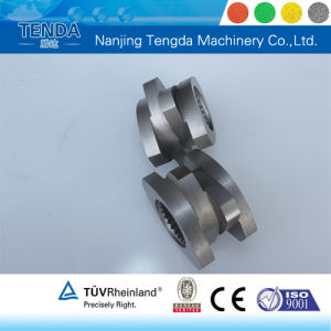 Tenda Screw and Barrel for Plastic Extruder Machine pictures & photos