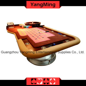 Luxury Roulette Table Casino Table (YM-RT05) pictures & photos