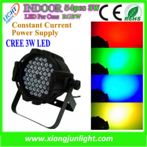 Non-Waterproof Indoor 54PCS 3W LED PAR Can Light pictures & photos