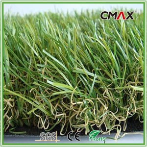 U Shape Landscape Artificial Turf Top Quality Grass pictures & photos