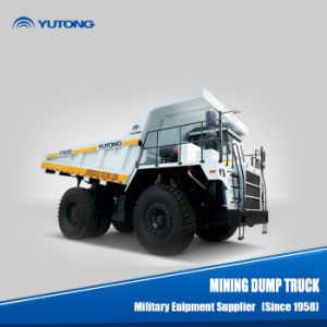 Factory Supply 100 Ton Mining Dump Truck for Chile