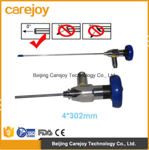 Factory Price Rigid Cystoscope 4.0*302mm 30 Degree Storz Compatible-Fanny pictures & photos