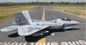 F-22 2.4G Electric EPS Foam Material Dynam Model Airplane Supplies pictures & photos
