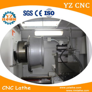 High Precision Awr Alloy Wheel Repair CNC Lathe Machine pictures & photos
